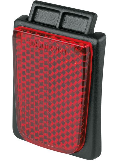 MonkeyLink ML-1 Magnetic taakse , punainen/musta